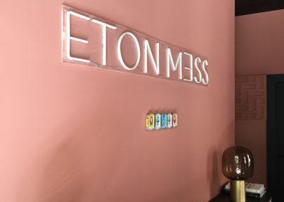 Eton Mess. Evento Weiss