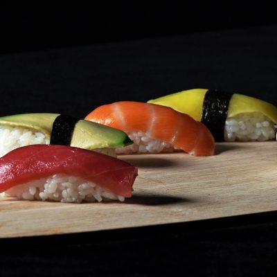 Taller de sushi - Eton Mess