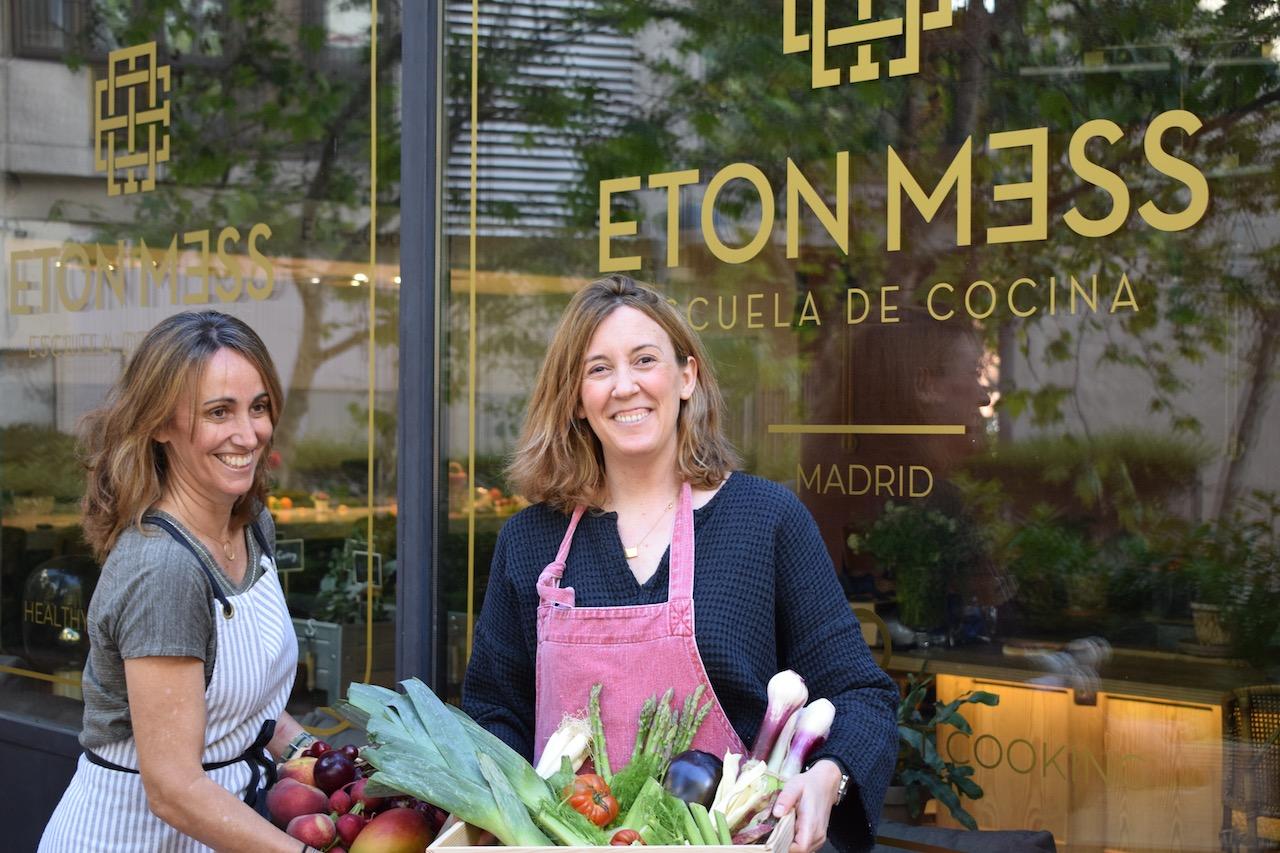 Buffet de Verano - Eton Mess